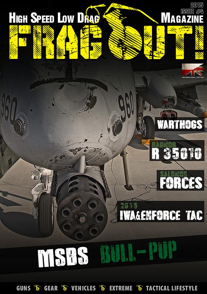 Frag Out! Magazine #04