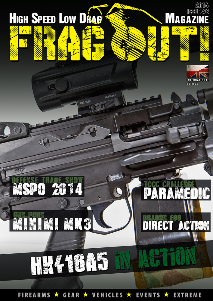 Frag Out! Magazine #02