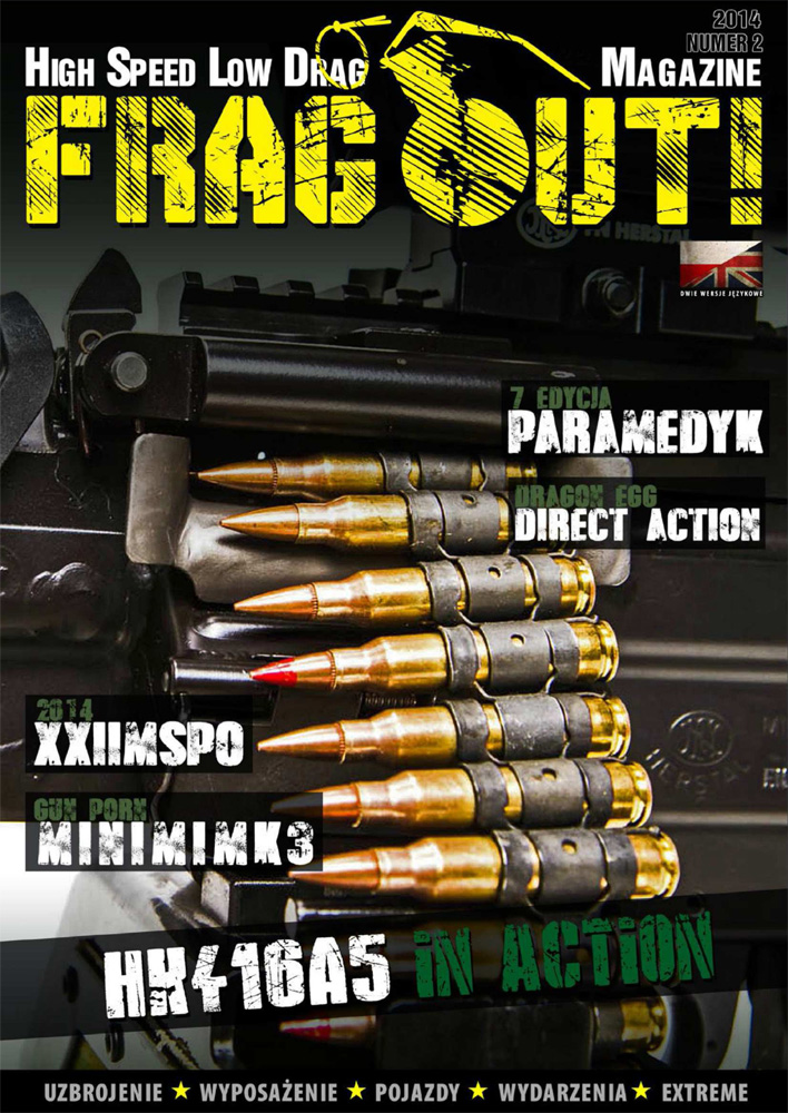 Frag Out! Magazine #02 PL