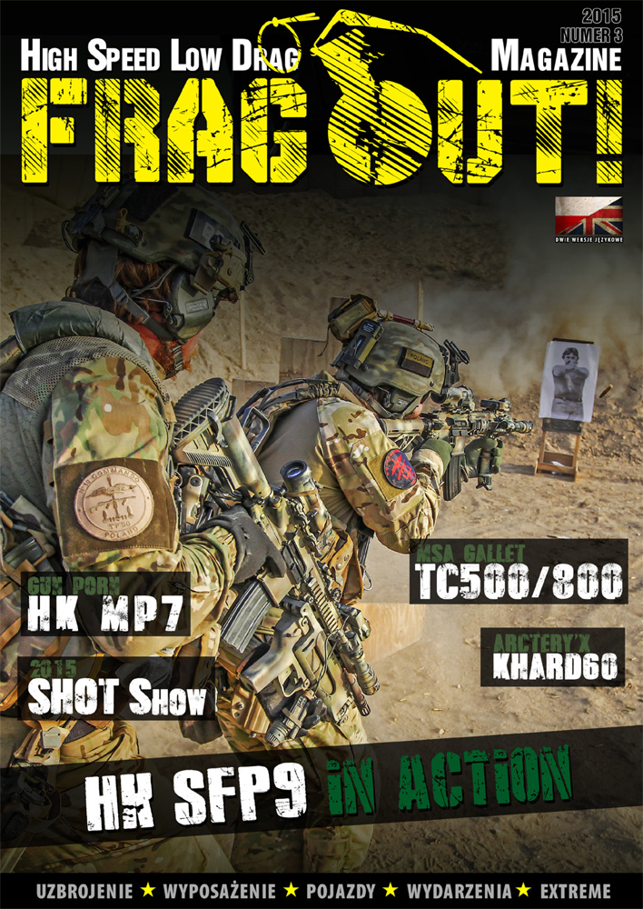 FRAG OUT! 03 PL