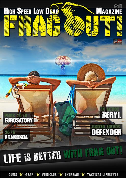 Frag Out! Magazine #11