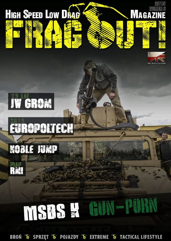 Frag Out! Magazine #05 PL