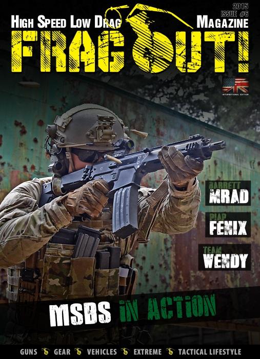 Frag Out! Magazine #06