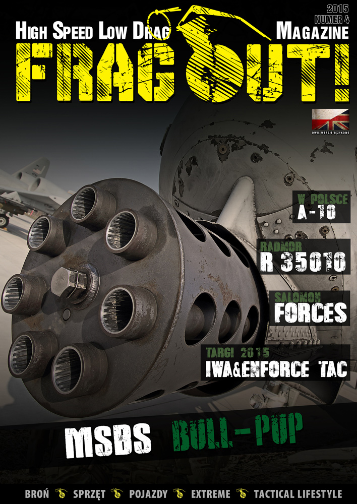 FRAG OUT! #04 PL