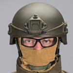 Frag Out! Magazine #15 - Maskpol HA-03 Paratrooper Helmet