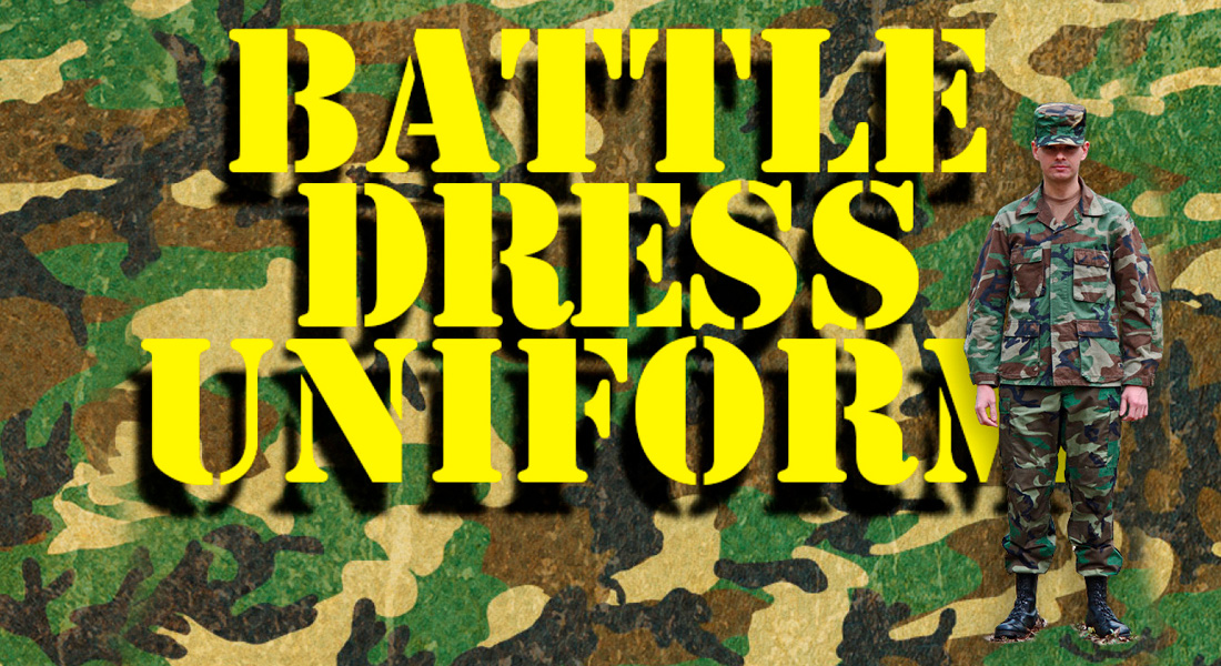 Frag Out! Magazine #16 - Battle Dress Uniform