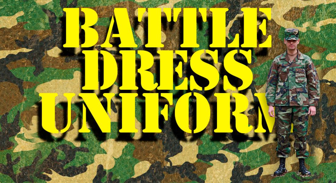 Frag Out! Magazine #16 - Battle Dress Uniform