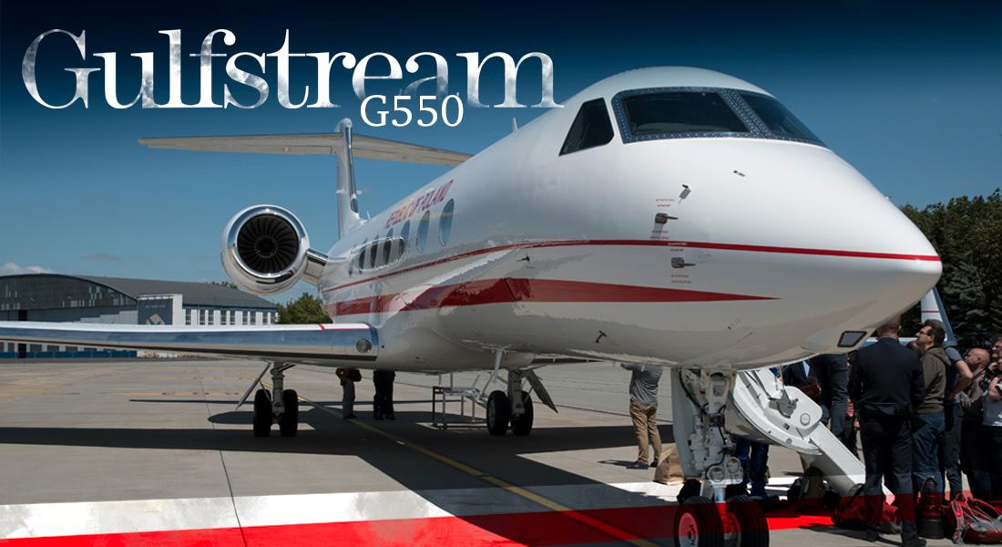 Frag Out! Magazine #16 - Polish Gulfstream G550 Jet