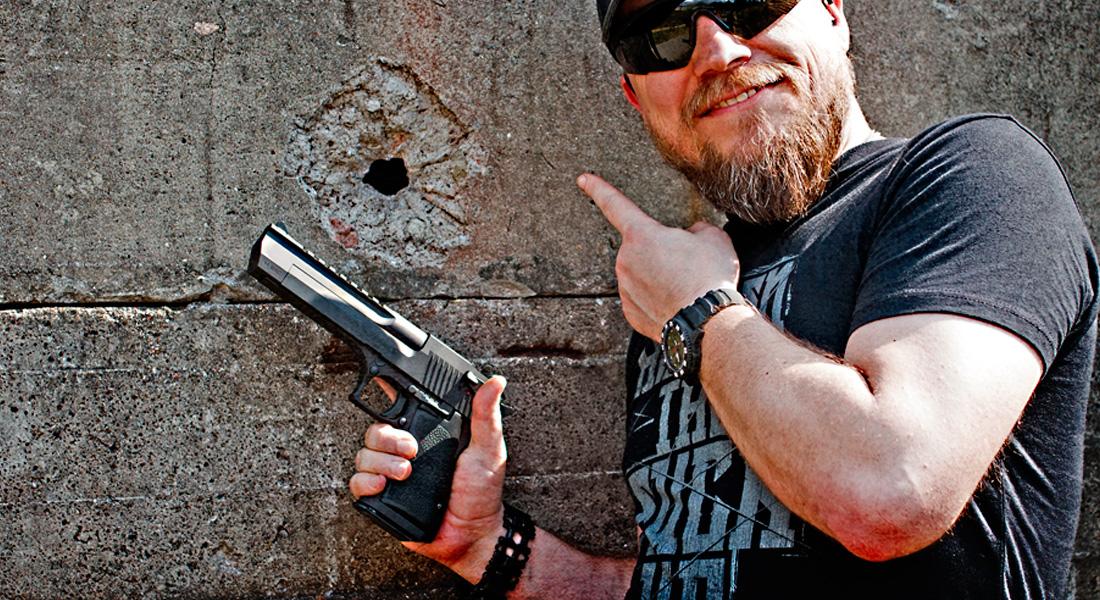 Frag Out! Magazine #16 - Magnum Research Desert Eagle Mk XIX