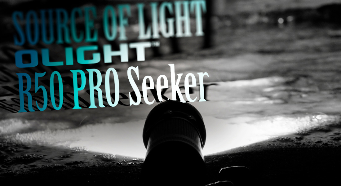 Frag Out! Magazine #16 - Olight R50 PRO Seeker