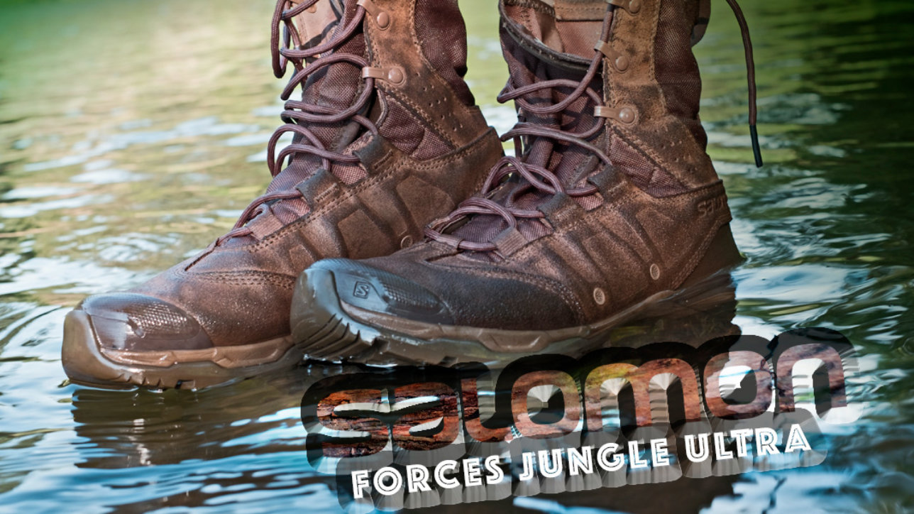 free shipping 3b02e 41a1a Salomon Forces Jungle Ultra | Frag Out! Magazine