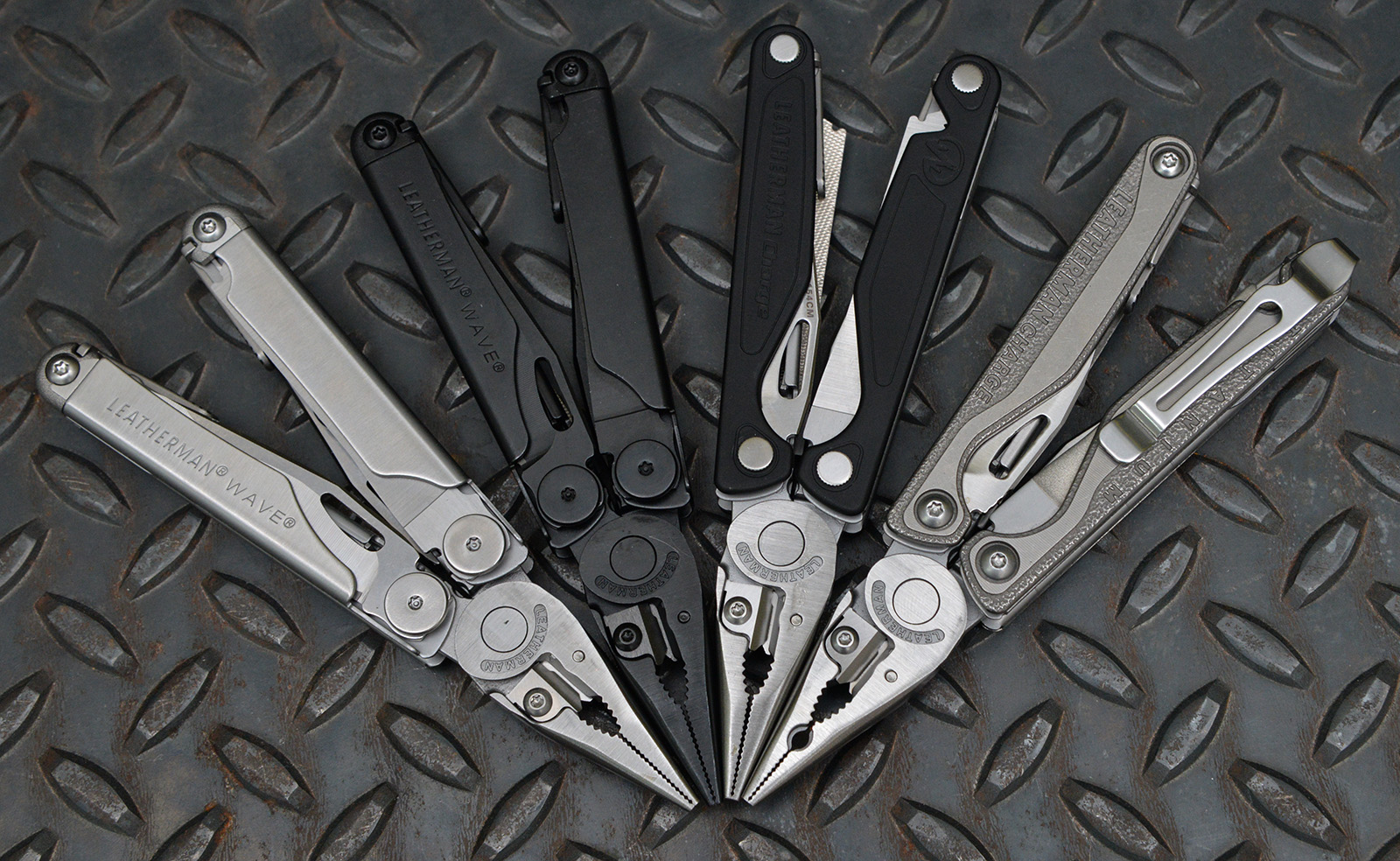 Leatherman Wave Charge Large Bit Driver Replacement Or Modification