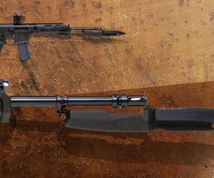a524f19c179 FB Radom MSBS GROT  The bayonet