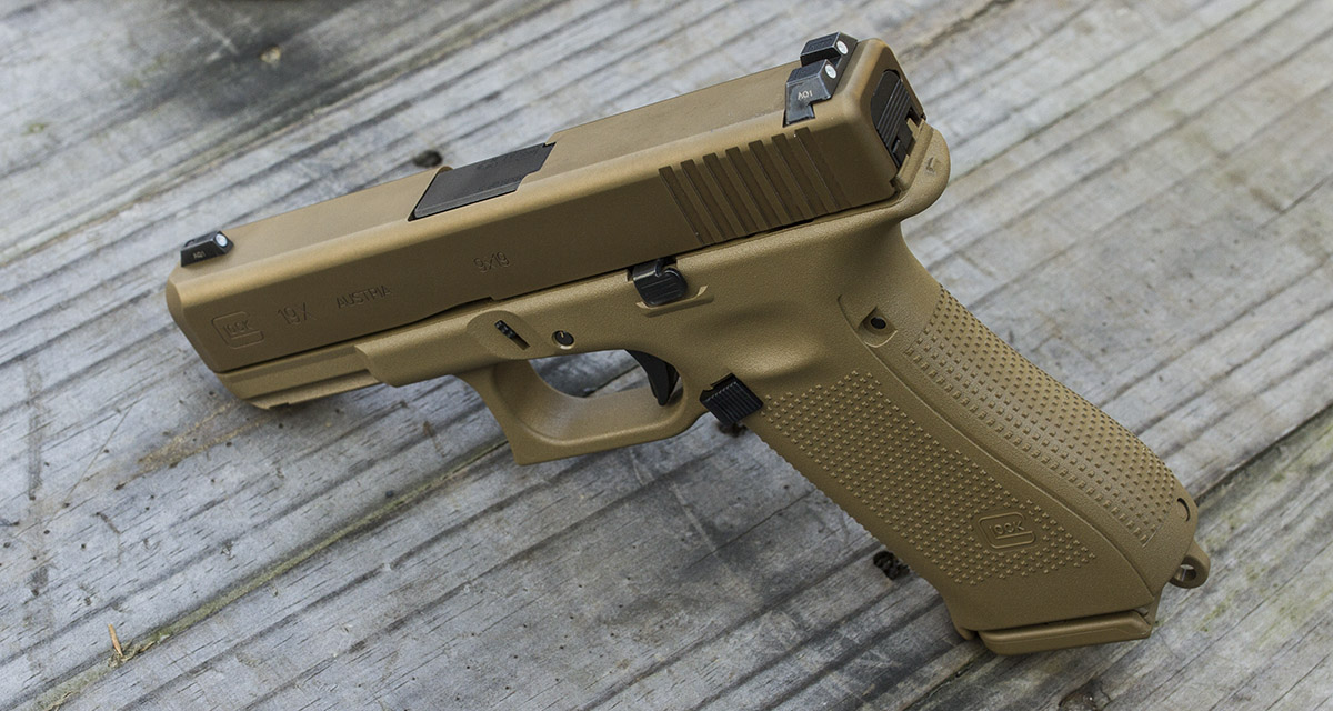 glock 19x pew pew pew frag out magazine