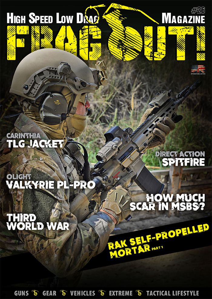 Frag Out! Magazine #26