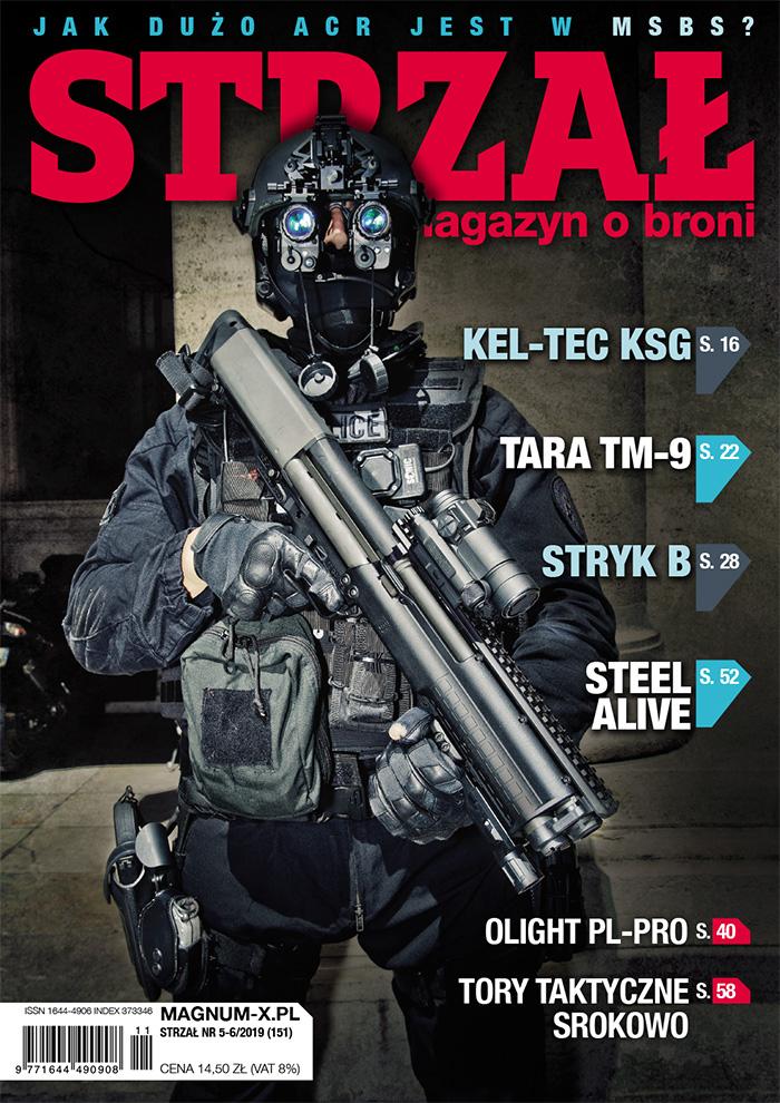 Strzał - Magazyn o Broni