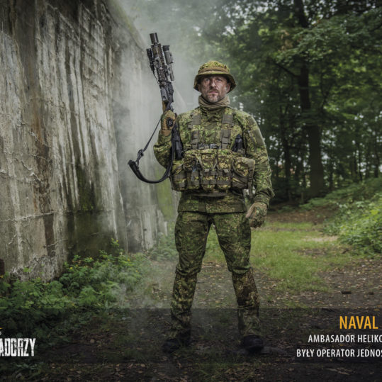 Helikon Ambassador - Naval