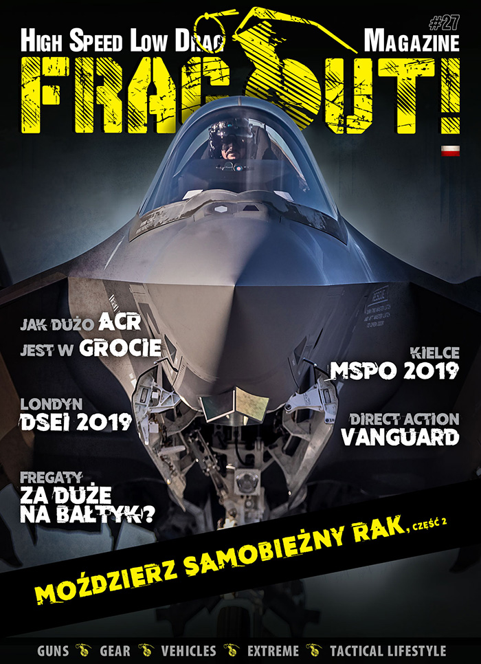 Frag Out! Magazine #27