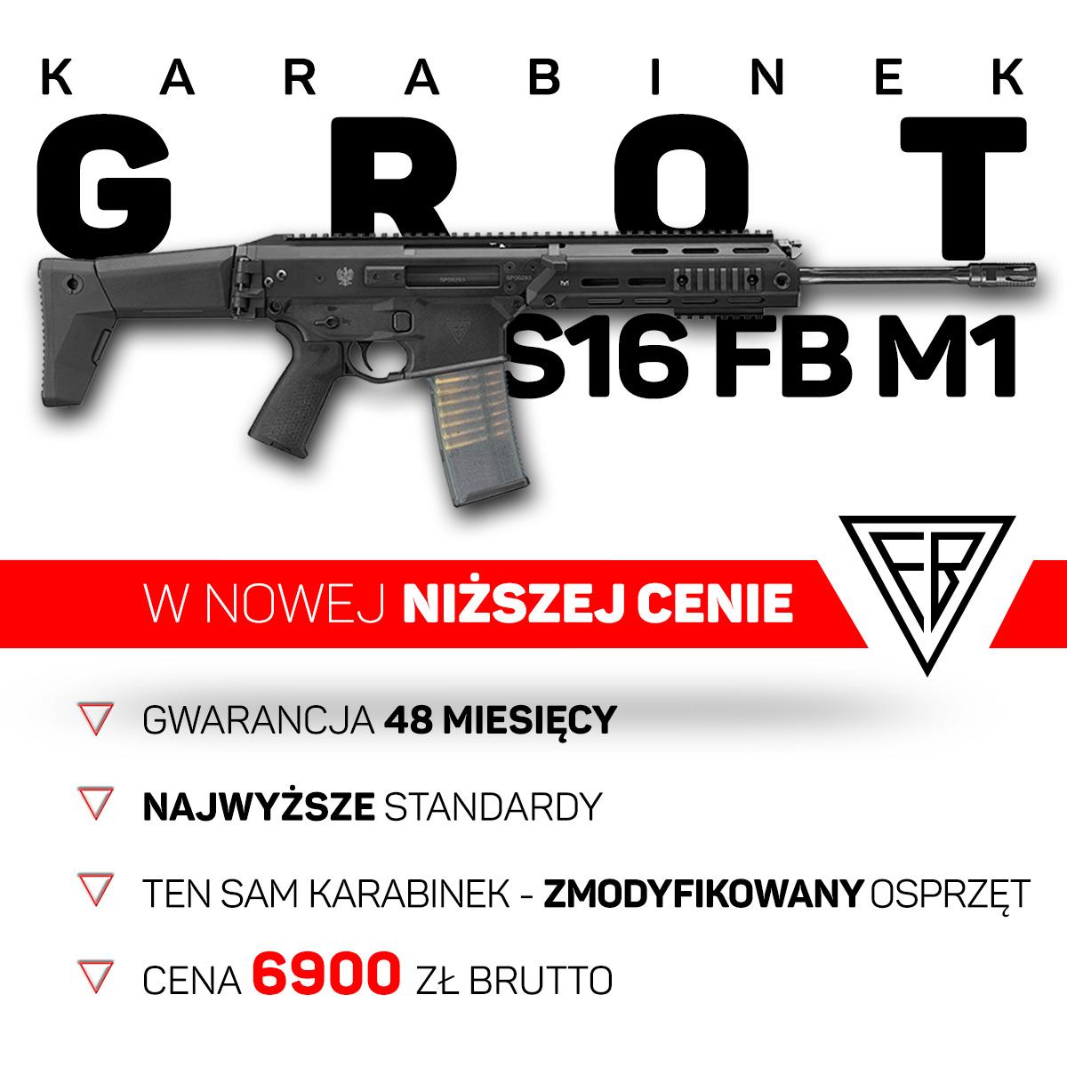 MSBS/GROT  - nowa cena