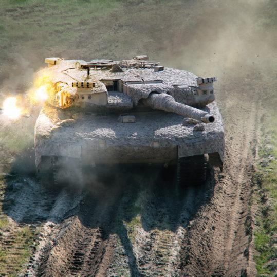 Rheinmetall StrikeShield APS