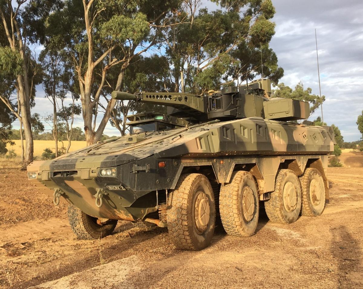 Rheinmetall StrikeShield APS