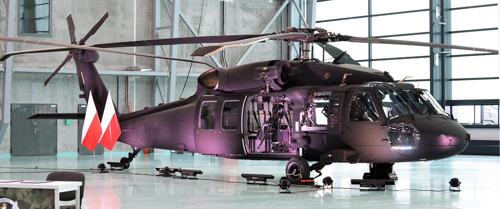 S-70i Black Hawk dla Wojsk Specjalnych
