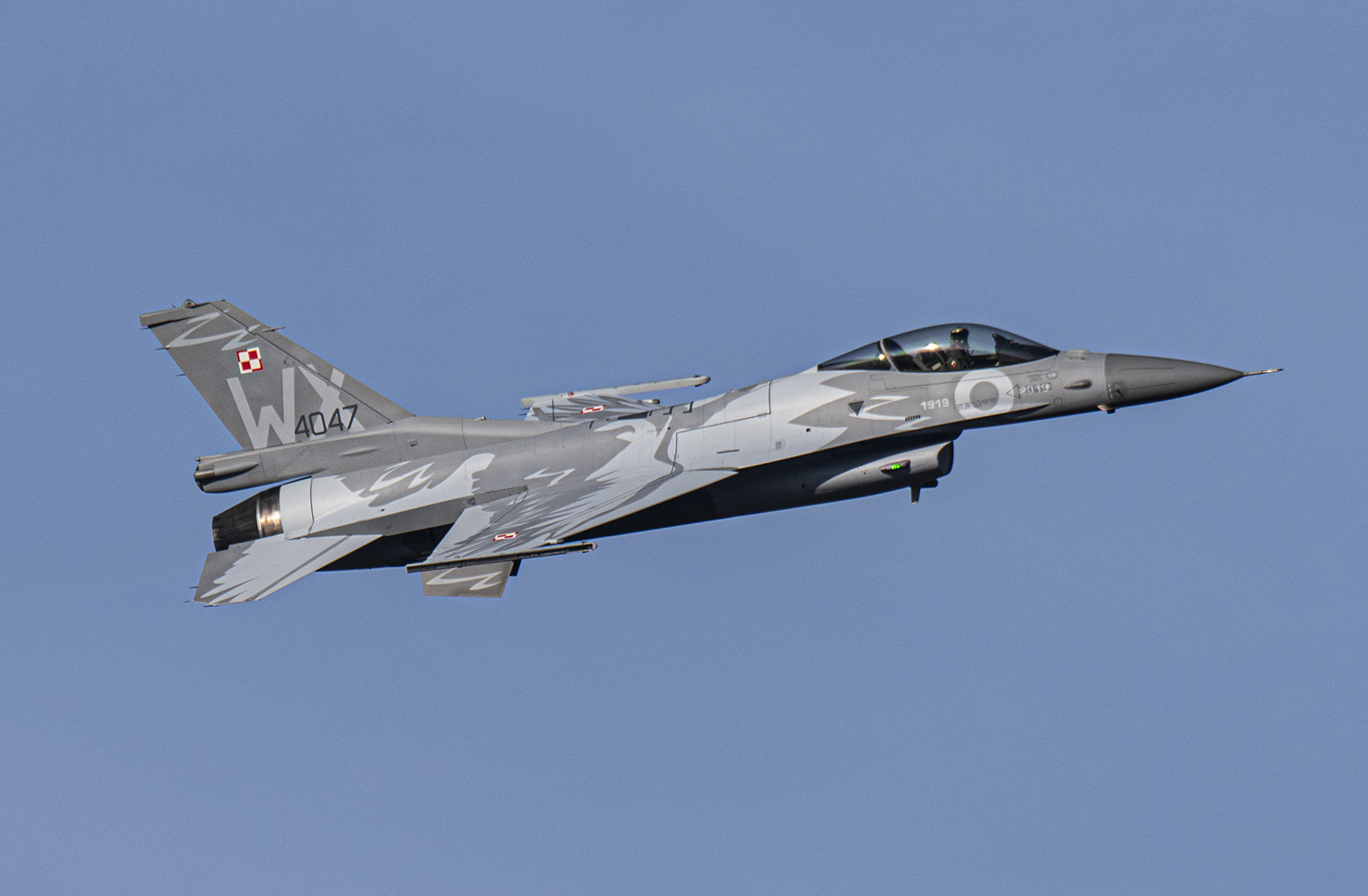 Polish Air Force F-16C Block 52+
