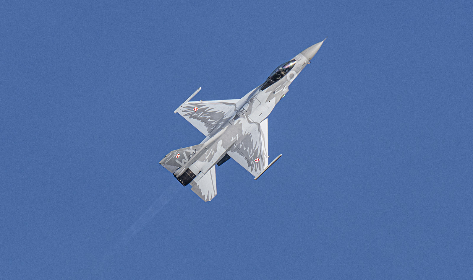 Polish Air Force F-16C Block 52+