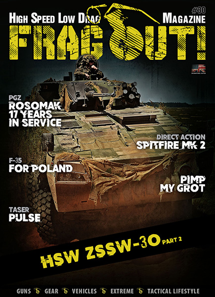 Frag Out! Magazine #30
