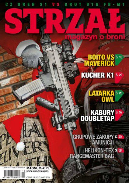 Strzał - Magazyn o Broni #152