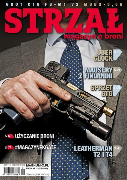Strzał - Magazyn o Broni 151